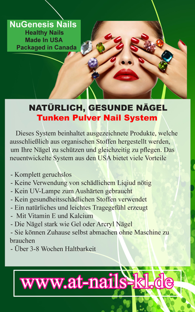 Tunken nails System